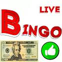 Bingo on Money free $25 deposit and match 3 to win icon