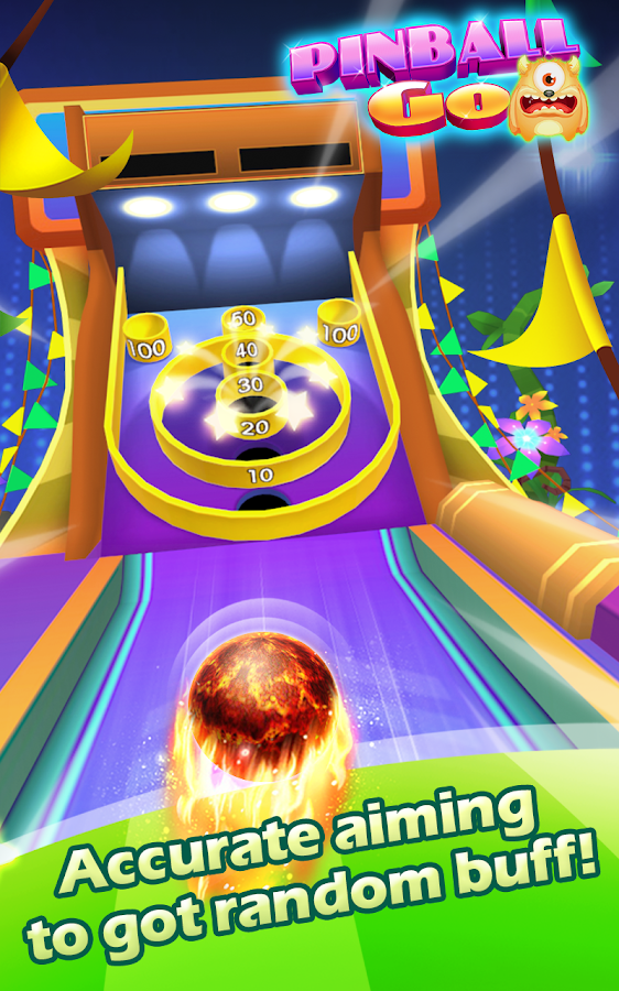 Pinball Go- screenshot