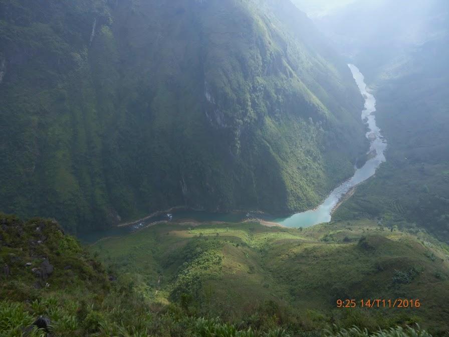 dòng sông Nho Quế