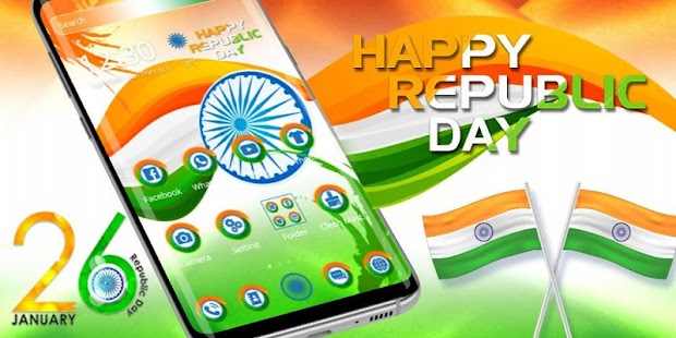 India Republic Day 2018 - náhled
