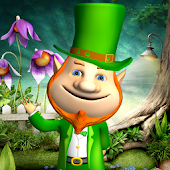 Talking St.Patrick's Elf