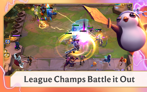Teamfight Tactics: League of Legends Strategy Game screenshot 15