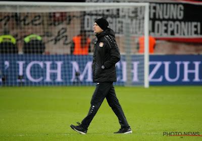 ? Le coach de Leverkusen imite Sa Pinto