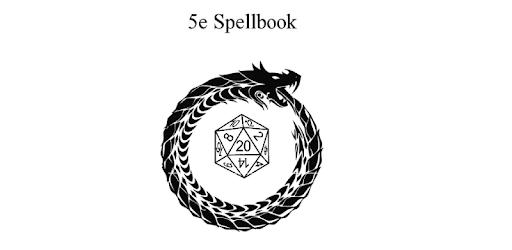 5E Spellbook - Apps on Google Play