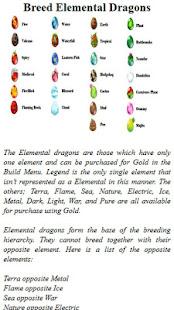 Breeding Guide For Dragon City