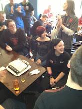 Photo: +Beth Wyand (GM Radiance) celebrates her birthday