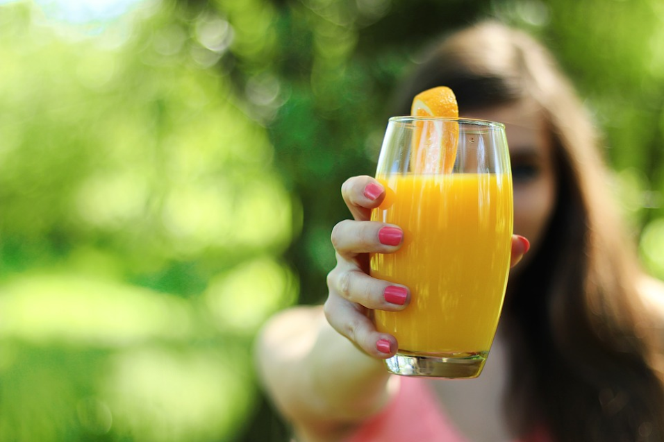 A Single Glass Of Orange Juice Boosts Cognitive Function And Conscious Mental Activity