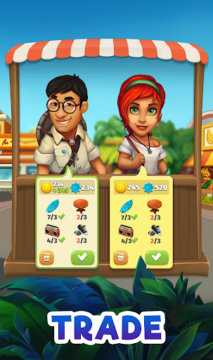 Trade Island screenshot 1