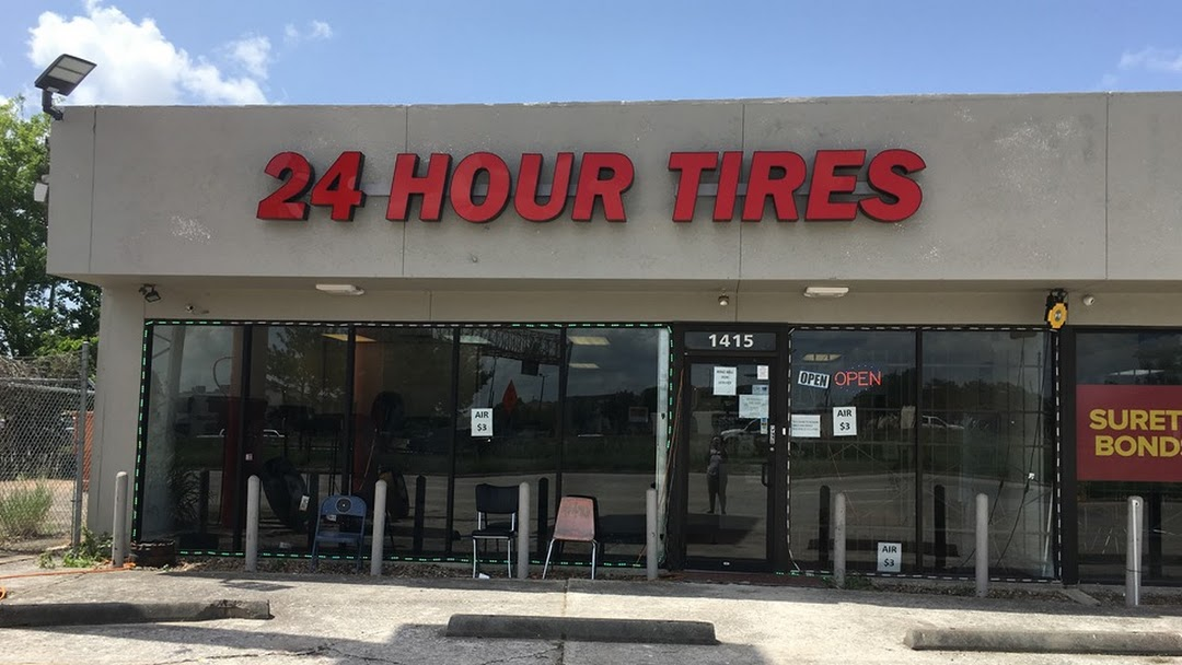 24 Hour Tire >> 24 Hour Tire Connection Used Tire Shop In Houston