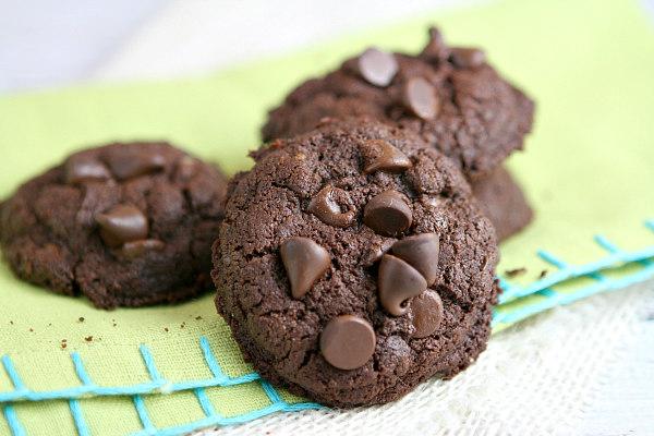 Whole Wheat Double Chocolate Brownie Bites Recipes — Dishmaps