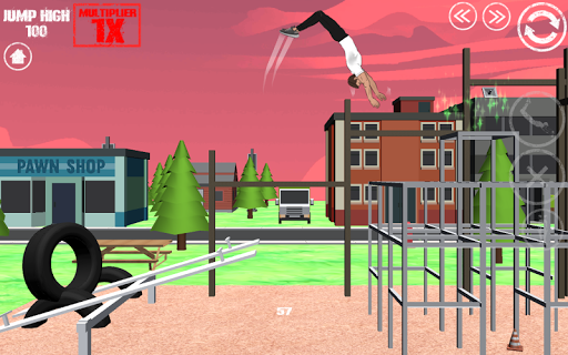 SWAGFLIP - Parkour Origins 1.53 screenshots 19