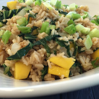 Asian Fried Rice With Bok Choy Recipes