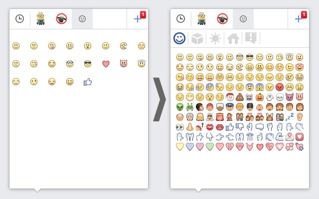 Mogicons Free Secret Emoticon Smiley Emoji Chrome Web Store