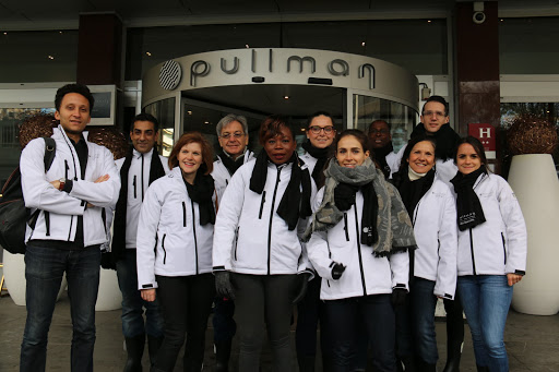 Pullman Paris Tour Eiffel Team building plant for the planet Engagement