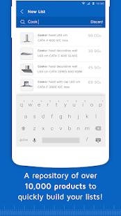 App Estimate material DIY bom quantity volume MYTRAVO APK for Windows Phone