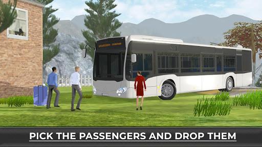 US Offroad Bus Driving Simulator 2018 1.0.1 screenshots 3