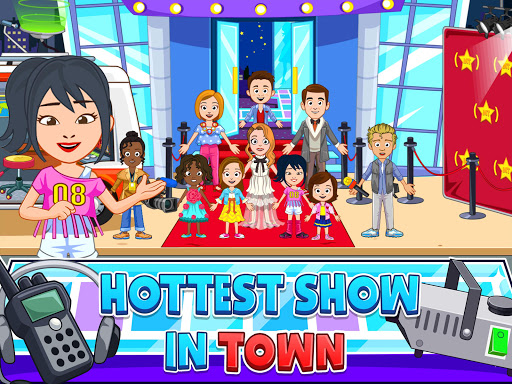 My Town : Fashion Show android2mod screenshots 7