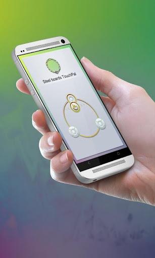 無料个人化Appのスチールボード TouchPal|記事Game