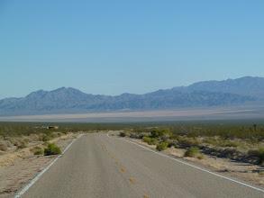 Photo: le Désert de Mojave