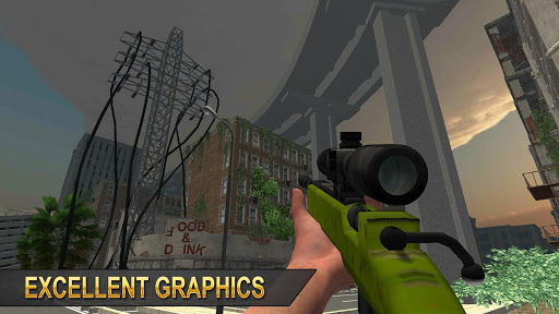 Second Warfare 3 game for Android screenshot