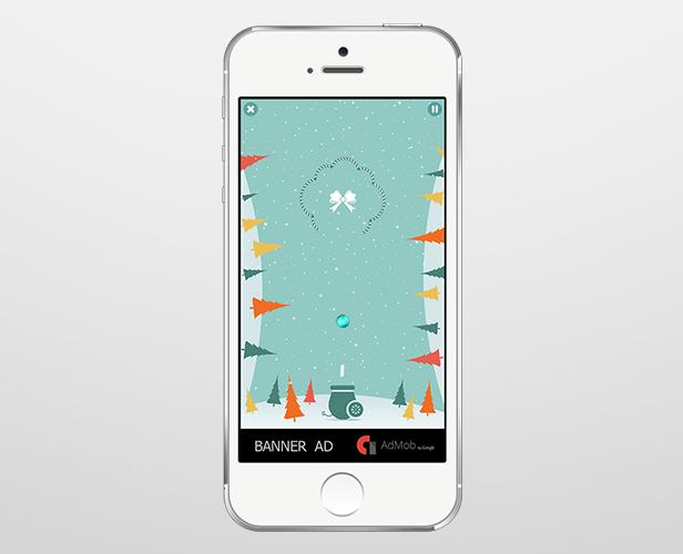 Christmas Balls - στιγμιότυπο οθόνης