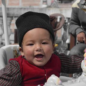 baby boy by Ganesh Shahi - Babies & Children Toddlers