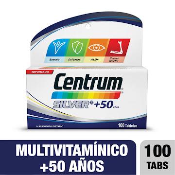 **CENTRUM SILVER+50 AÑOS