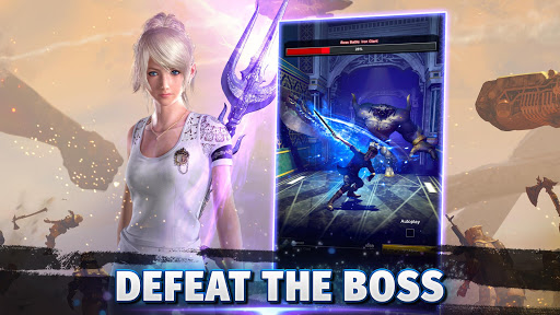 Final Fantasy XV: A New Empire apkpoly screenshots 13