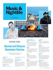 Time Out London Magazine- screenshot thumbnail