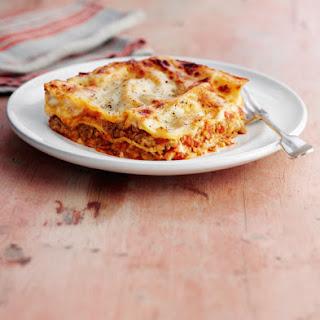 Sausage and Fennel Lasagne Recipe