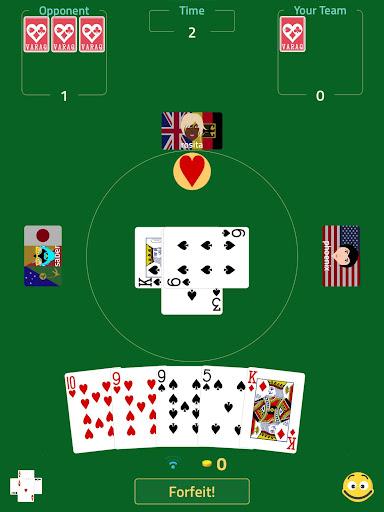 Varaq - Online Hokm (Court Piece, Rung, Rang) 3.1.0 screenshots 10