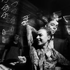 Wedding photographer Aleksandr Klestov (crossbill). Photo of 14.02.2018