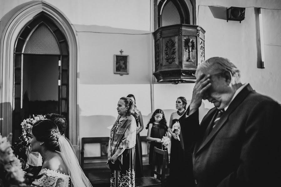 Wedding photographer Valery Garnica (focusmilebodas2). Photo of 19.06.2018