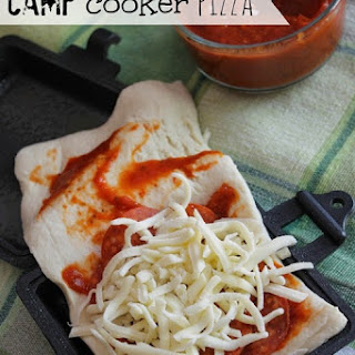 Camp Cooker Pizza.