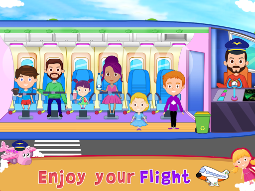 Toon Town - Airport 3.3 screenshots 5