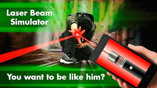 Laser Beam Simulator - náhled