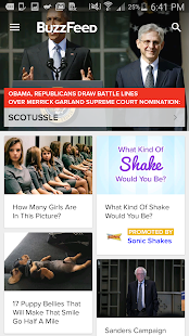 BuzzFeed- screenshot thumbnail