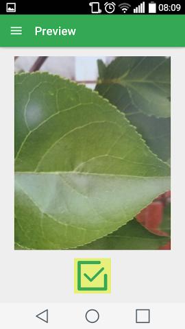 android CropsIT diagnostic Screenshot 3
