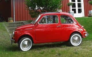 Fiat 500L Rent Midtjylland