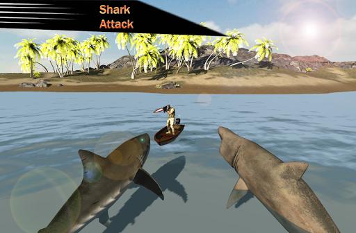 無料动作Appのハングリーサメ魚ハンター2016|記事Game