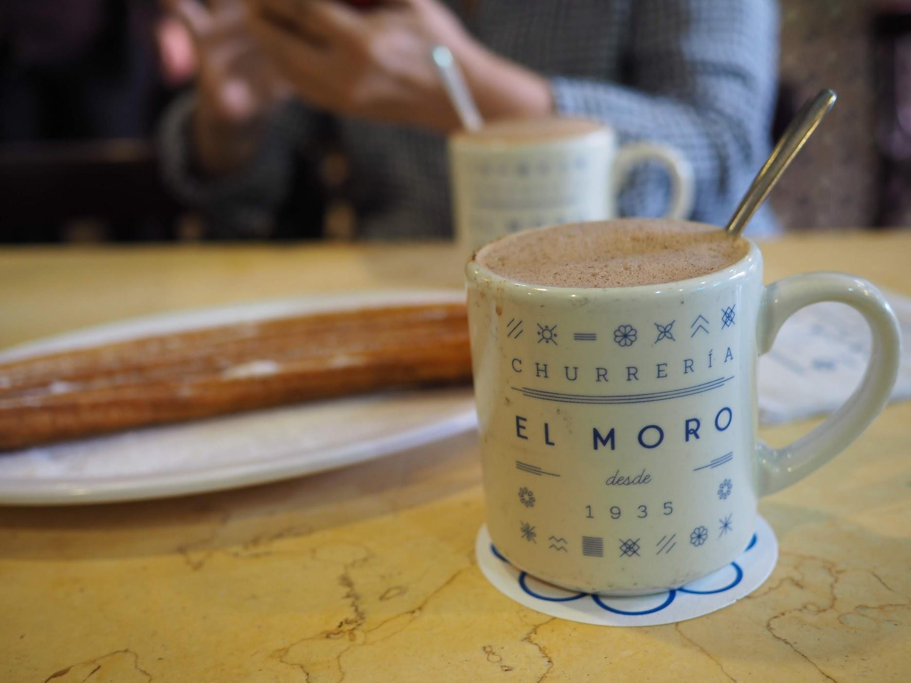El More: 24 hour churreria in Mexico City