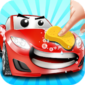 Car Wash Spa & Salon Kids Game