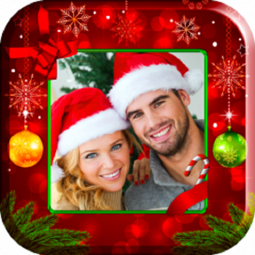 Christmas Photo Frame for PC