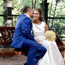Wedding photographer Mikhail Sadik (Mishasadik1983). Photo of 18.10.2018