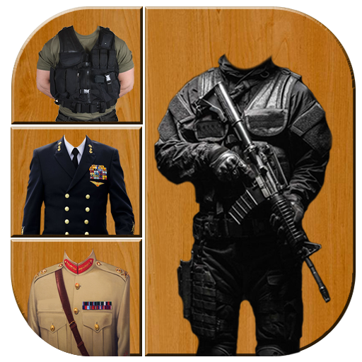 Army Photo Suit Editor (All in One)