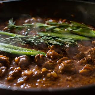 HANNA'S ETHIOPIAN BEEF TIBS Recipe