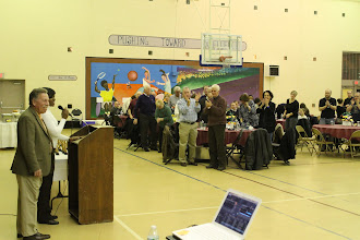 Photo: The Katie Kirlin Fund Board and all, celebrate the works of Stuart Greenberg.