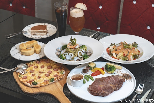 佛羅倫斯義法料理餐廳~老饕客的美食回憶,隱藏在東海巷弄的老字號餐廳,道地義式料理結合有機食材