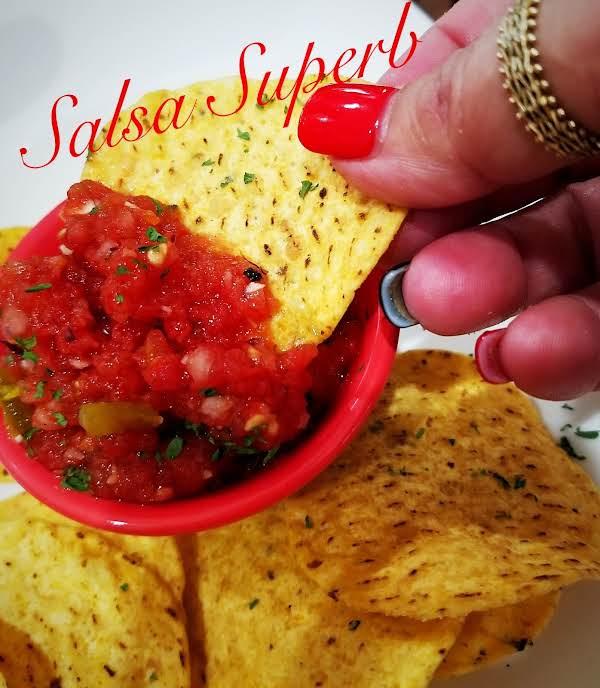~ Salsa Superb ~