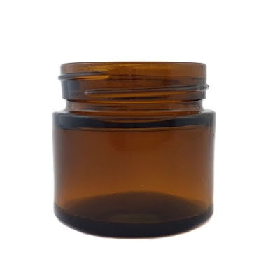 Glasburk brun - 25 ml